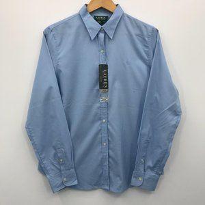Men's Ralph Lauren Long Sleeve Button Down Dress L